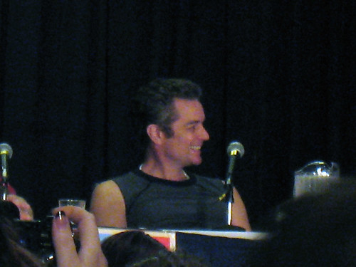 Dragon*Con - James Marsters from Buffy, Angel, and Torchwood