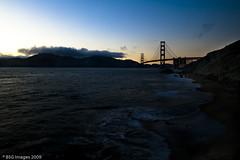Golden Gate Bridge (BSG Images) Tags: bakerbeach californiacoastline summer09