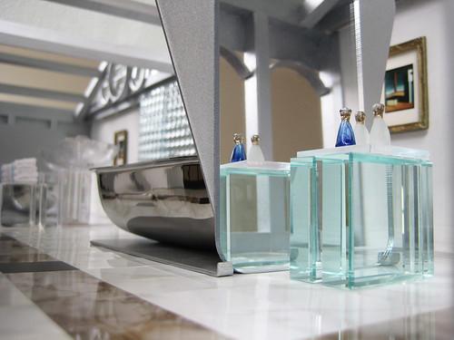 Miniature Modern Bathroom