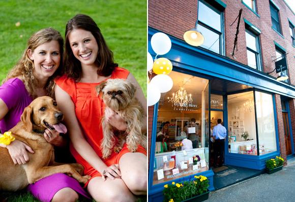 Smock Store Spotlight - Gus & Ruby Letterpress