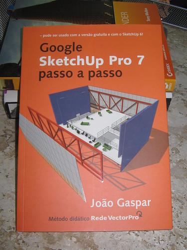 Livro SketchUp 7 - Capa