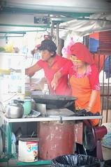 Goggle Char Kway Teow Auntie, Kafe Heng Huat, Lorong Selamat, Georgetown, Penang