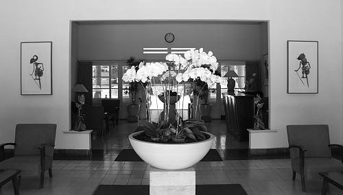 Concordia - Interior Lounge
