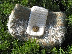 Felted clutch 2