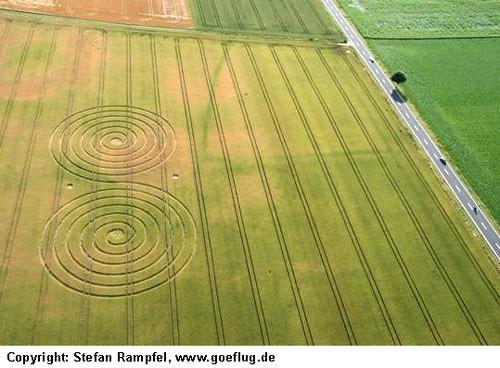 Amazing Crop Circle