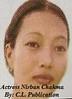 Actress Nirban Chakma (Bhante Pragya) Tags: pragya chakma mizoram bhikkhu bhante