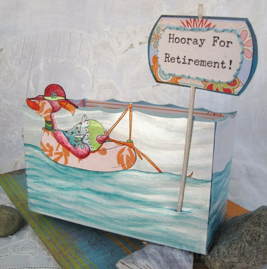 myGrafico retirement flamingo box (melstampz) 600ishPX