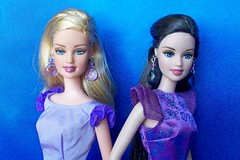 teresa  sisters (napudollworld) Tags: girls sexy fashion asian barbie blond lea kayla articulated fever jointed