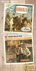 BCG 1964 1971 Viewmaster sets (Bonanza Collectors Gallery) Tags: tv stereophotography 3d western viewmaster bonanza michaellandon cartwrights lornegreene danblocker ponerosa classicplastick