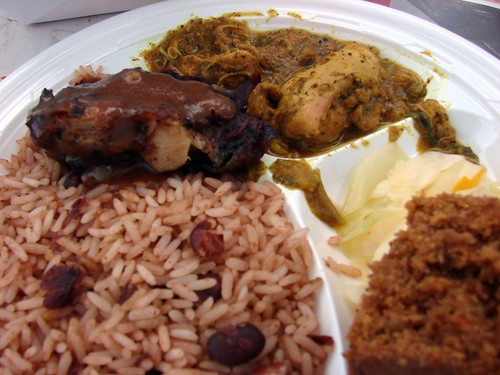 Jamaican Dutchy's Meal