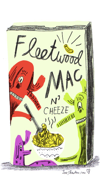 Fleetwood Mac N' Cheese