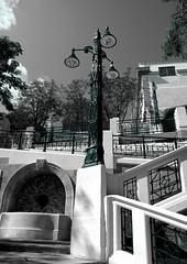 Strudlhofstiege im Herbst (wolfgangp_vienna) Tags: vienna wien green austria sterreich autum herbst stairway treppe grn stiege jugendstil strudlhofstiege heimitovondoderer wien9