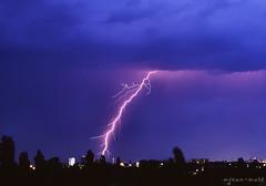 Nuit d'orage (Excalibur67) Tags: sky film nature landscape nikon fuji ciel velvia paysages argentique nikonf90x orages velvia50 nuits clairs greatphotographers passiondclic