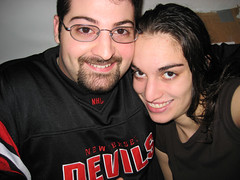 me and my Devils fan