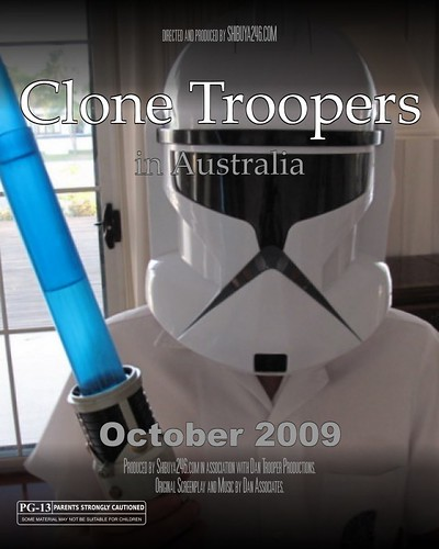 Clone Trooper, the Movie