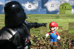 Day 29 - Osore (Mugen Toys) Tags: anime japan toys starwars nintendo mario darthvader 365toyproject mugentoys