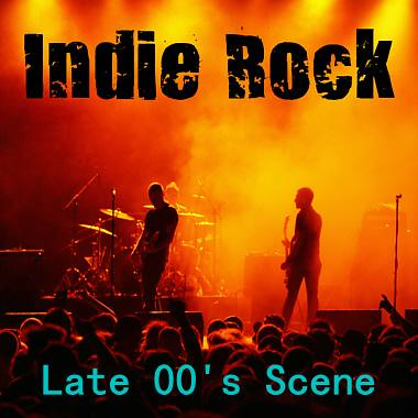 indie rock late 00's scene {2008-present}