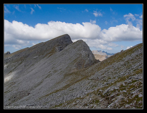Ascensión a Peña Forca (2390 m.) y Achar de Forca (2391 m.)