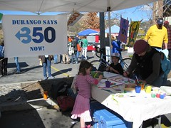 8234 Durango United States (350.org) Tags: unitedstates 350 durango 8234 350ppm oct24report uploadsthrough350org