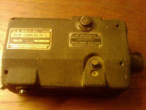 WWII Gun Camera