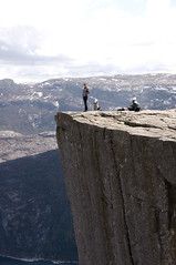 Pulpit Rock, Preikestolen, Norway