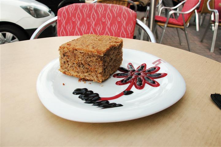 Alanya Hancı Pastanesi, Havuçlu Tarçınlı Kek