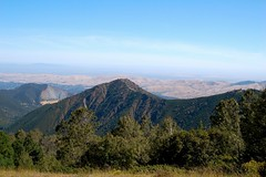 Mt. Diablo State Park - Approaching Eagle Peak