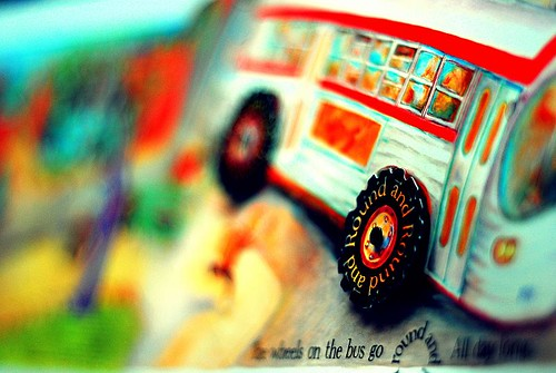 #47/365 - The Wheels on the Bus