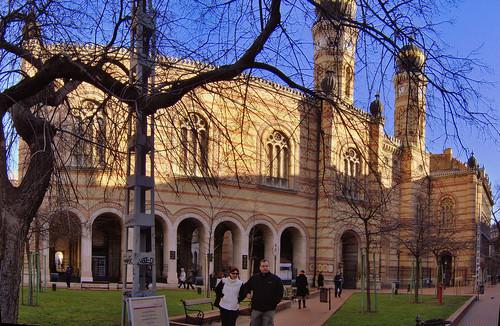Budapest: sinagoga