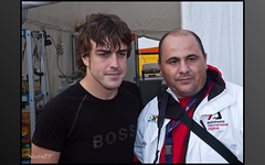 F. Alonso and V. Tornet (© limage.pt) Tags: test autódromo autodromo aia autodromoalgarve autodrómointernationalalgarve formel1test algarveformel1 algarveformel1testportugal