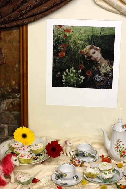 berlin fashion polaroid projektgalerie iekelienestange berlinfashionweek weekiekeliene stangeprojektgalerie
