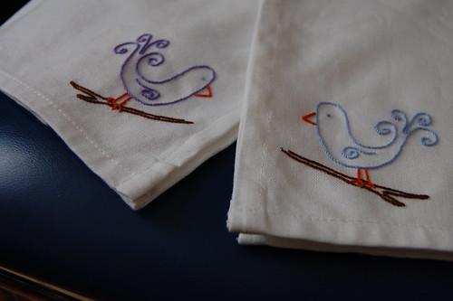 Birds for Dickey