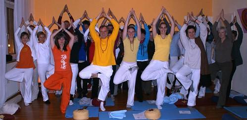 Yoga workshop Stuttgart