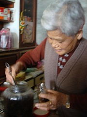 金龍嬤的茶山手製桂花釀