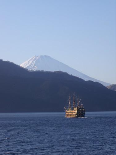 Lake Ashi / Fuji