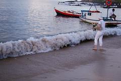 o_mar (Victor S. Fernandes) Tags: brazil gua de mar do fest baiana fevereiro magia dois rainha iemanja yemanja mistical orix