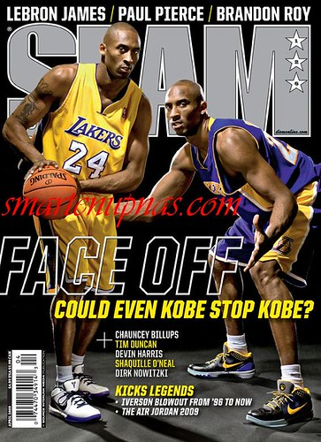 kobe bryant slam magazine cover