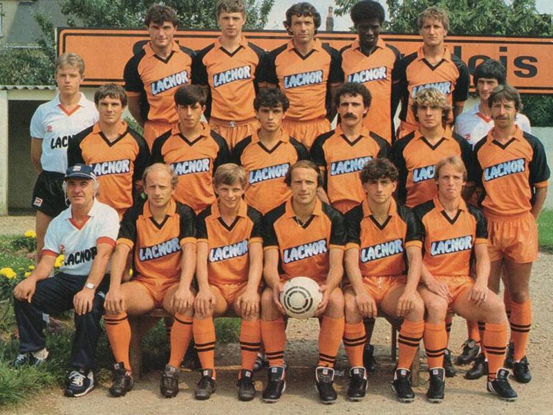 laval 1983-84