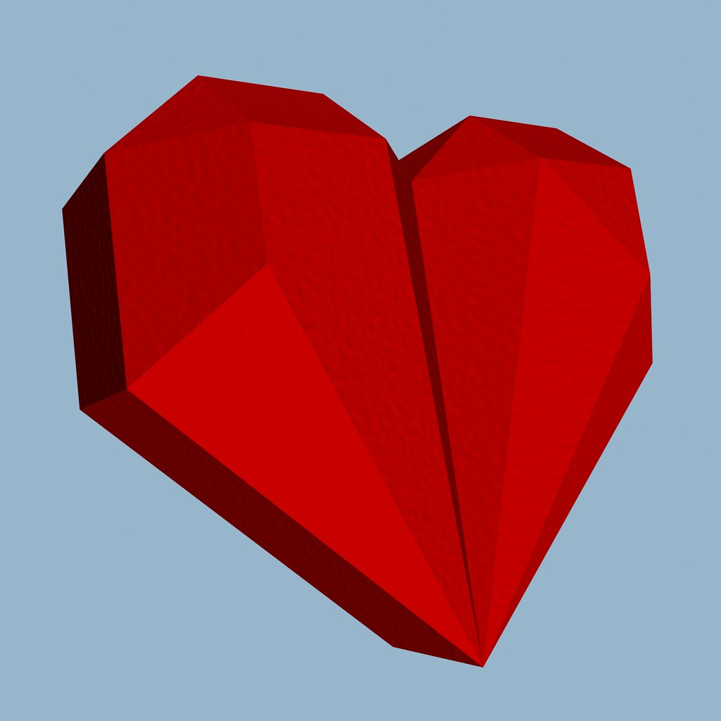 The Worlds Best Photos Of Corazon And Origami Flickr Hive Mind - Origami-corazn