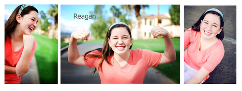 Reagan collage