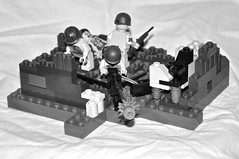 Vig to showcase my Browning M2 (The Ranger of Awesomeness) Tags: lego wwii 50cal brickarms browning50cal browningm250cal