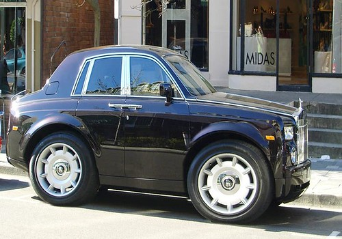 Mini Rolls Royce