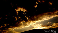 Global Change  (yusuf_alioglu) Tags: world light shadow sky cloud sun sunlight mountain black color yellow clouds turkey dark photography photo flickr colours peace photographer shadows earth panasonic change series global globalwarming darksky lightwaves scatteredclouds globalwarning tokat darkmountain planetworld globalchange globalwarner yusufyusuf85 picasa3 panasonicdmcls80 yusufaliolu yusufalioglu parttheclouds thesunslightwaves
