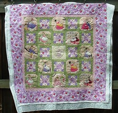 Storybook Quilt (Kim Marsh) (DLQuilts) Tags: storybook kimmarsh rawedge kimmarshquilts