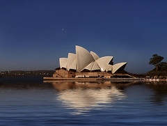 ~ The Sydney Opera House ~