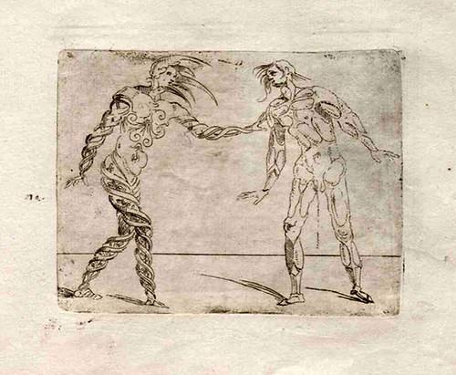 006-Bizzarie di varie figure de Braccelli 1624