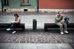 (dirtyharrry) Tags: street color colour 35mm canon poland krakow dirty dirtyharry nologos 5dmkii dirtyharrry nobanners