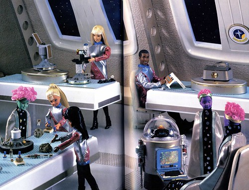 Barbie: Voyage To Rados 4