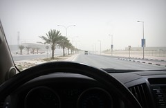 (*Qatar) Tags: weather dust doha qatar    horribleweatherp