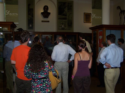 Viewing of Darwin the Geologist, Sedgwick Museum of Earth Sciences, University of Cambridge